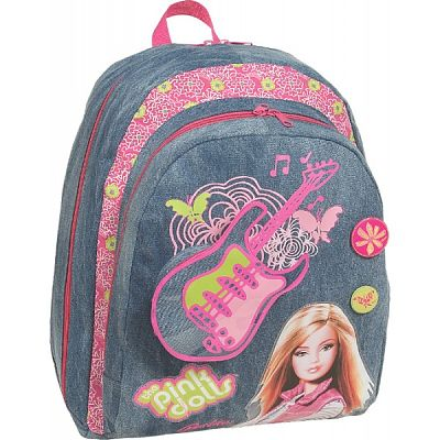BTS Rucsac copii Barbie Music Star