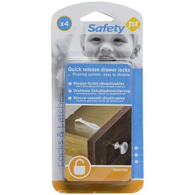 Safety 1st Protectie sertar 4buc/blister