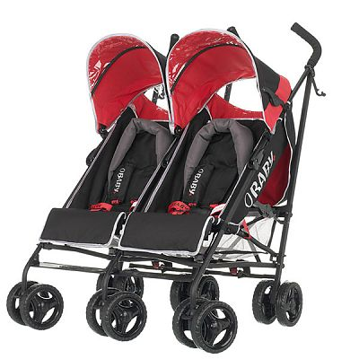 OBaby Carucior Apollo Twin Circles