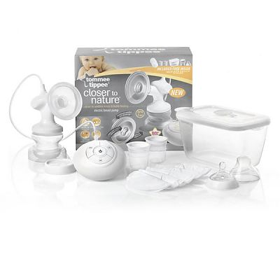 Tommee Tippee Closer to Nature Pompa de san electrica