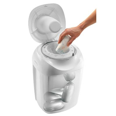Tommee Tippee Sangenic Cos igienic pentru scutece Nursery Essential