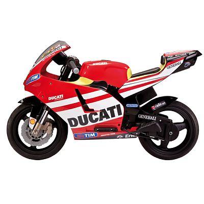 Peg Perego Motocicleta Ducati GP Valentino Rossi