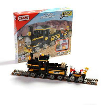 Cubix Constructii: Trenul