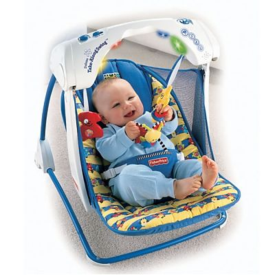 Fisher-Price Leagan Deluxe Take Along