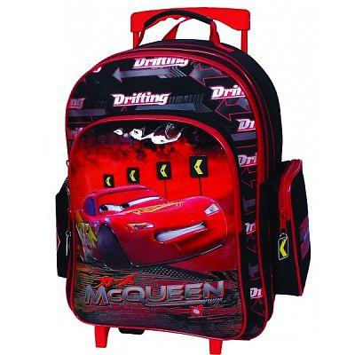BTS Troler copii oval Cars McQueen Dragon Fireball