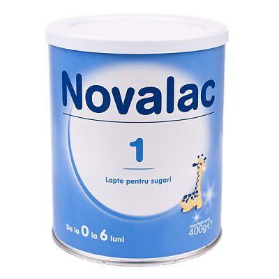 Novalac Lapte praf pentru sugari incepand de la nastere