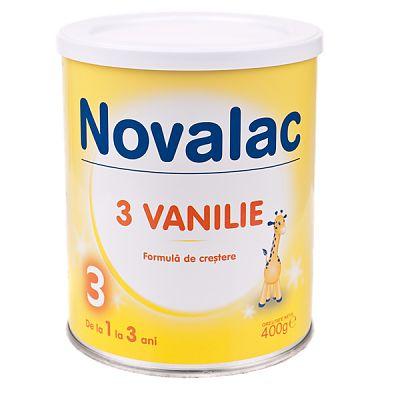 Novalac Formula de crestere pentru copii cu varsta mai mare de 1 an