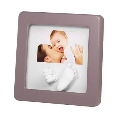Baby Art Rama Photo Sculpture Frame Taupe