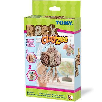 Clayzee activity Clayzee - Kit de reincarcare (pentru fosile din piatra)