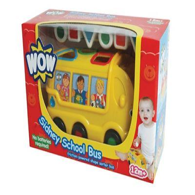 wow Set jucarie: Bus Scoala Sidney