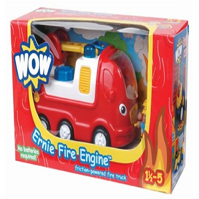 wow Masina Pompier Ernie