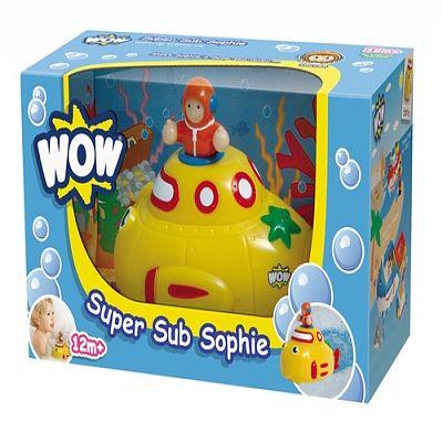 wow Jucarie de baie Submarin Sophie