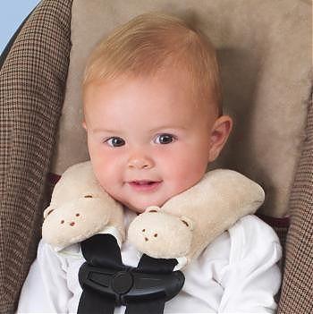 SUMMER Infant Protectii pentru centuri si cap CrushyStraps