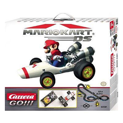 Nintendo Carrera GO-Mario & Brute circuit electric