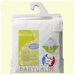 BabyCalin Protectie impermeabila pentru patut 120 x 60 cm