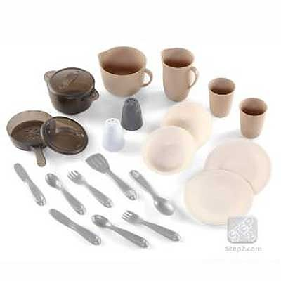 The Step2 Company Set Dinning Room Pots&Pans