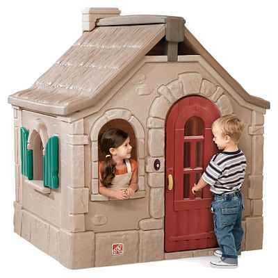 The Step2 Company Casuta din poveste - Naturally Playful StoryBook Cottage