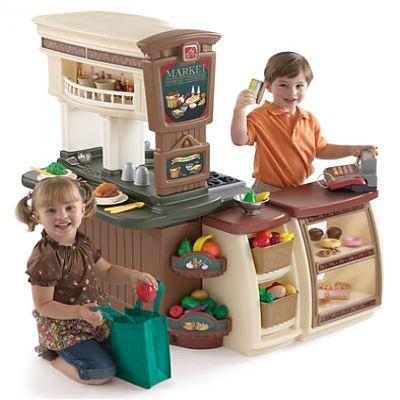 The Step2 Company Bucatarie copii, Fresh Market Kitchen