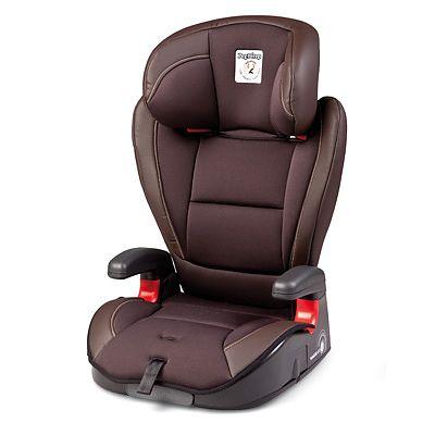 Peg Perego Fotoliu auto Viaggio 2-3 SUREFIX - Cacao Eco- Leather