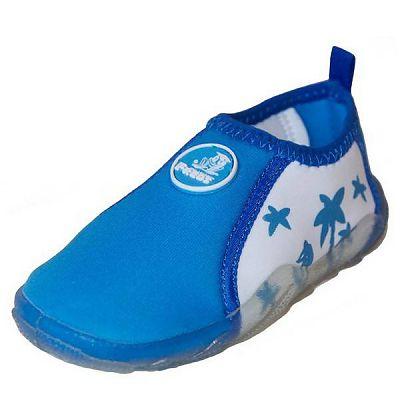 FREDS SWIM ACADEMY Pantofi de apa copii, bleu