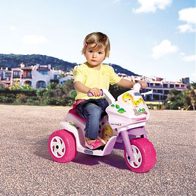 Peg Perego Motocicleta Ducati Mini Princess