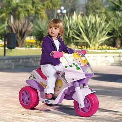Peg Perego Motocicleta Raider Princess