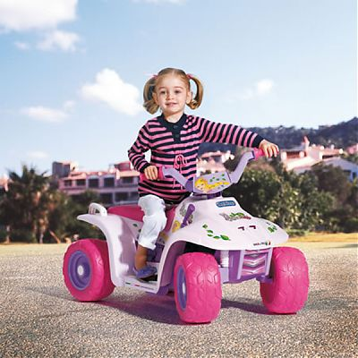 Peg Perego Masinuta Quad Princess