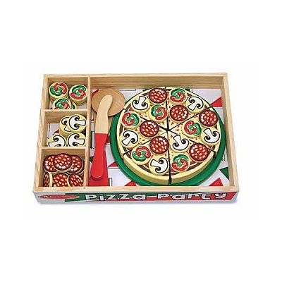 Melissa&Doug Set de joaca Pizza Party