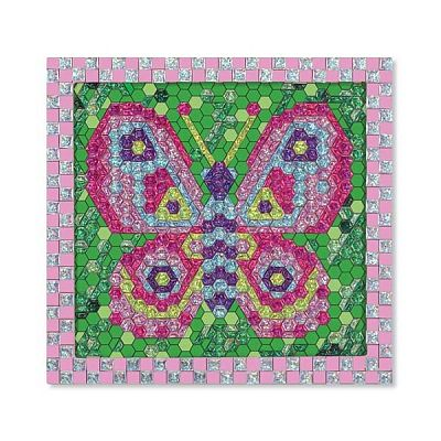 Melissa&Doug Set de creatie mozaic pe numere Fluture