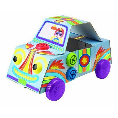Alex Toys Construieste o masina
