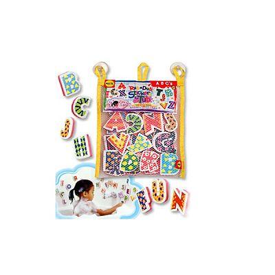 Alex Toys Litere stickere pentru baie