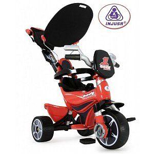 Injusa Tricicleta pentru copii Injusa Body RED