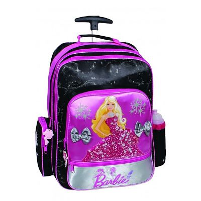 BTS Troler copii Barbie Fashion Fairytale