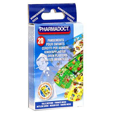 Pharmadoct Plasturi pentru copii