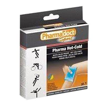 Pharmadoct Punga cu gel pentru terapie cald-rece 14x24 cm