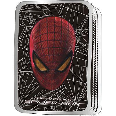 BTS Penar dublu echipat Spiderman Metal Power