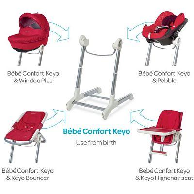 Bebe Confort Keyo suport metalic