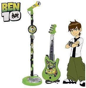 Reig Musicales Set chitara cu microfon BEN10