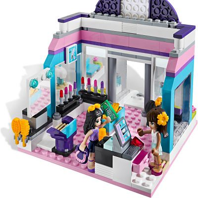 LEGO Salonul de coafura Butterfly