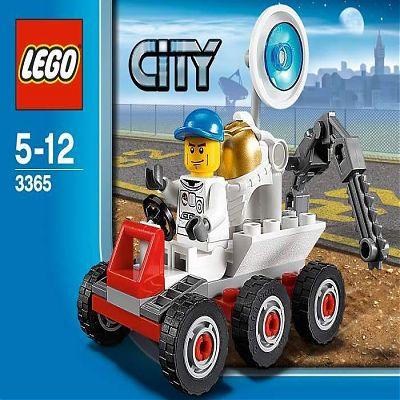 LEGO Vehicul spatial