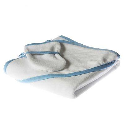 Bebe Bleu Set de baie (Prosop si manusa)