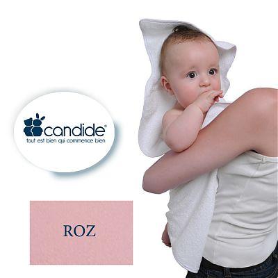 Candide Franta Prosopel baie dimensiuni sporite (XXL) Candide ROZ