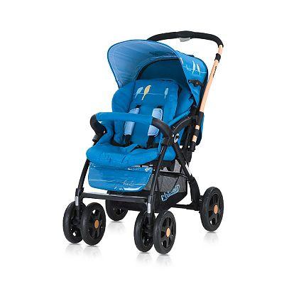 Chipolino Carucior nou-nascuti Ultra blue