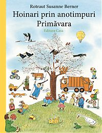 Editura Casa Hoinari prin anotimpuri. Primavara