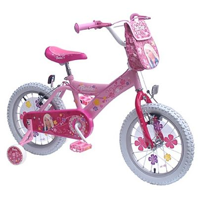 STAMP Bicicleta Barbie 16