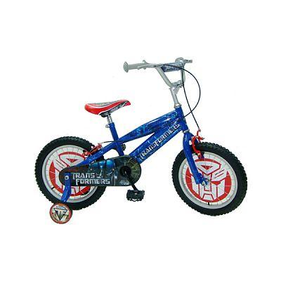 STAMP Bicicleta Transformers 16'