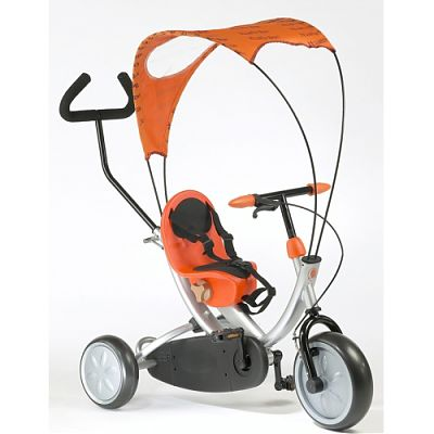 ITALTRIKE Tricicleta OKO Orange