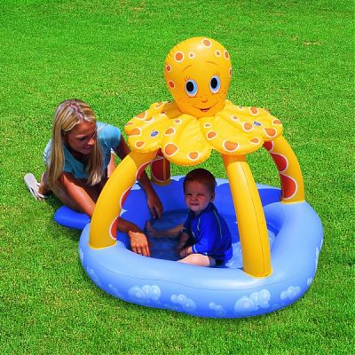 Bestway Piscina Gonflabila Octopus