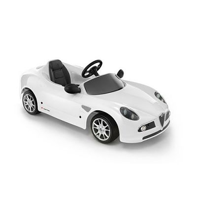 Toys Toys Masinuta cu pedale Alfa Romeo 8C