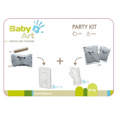 Baby Art Mulaj Party Kit